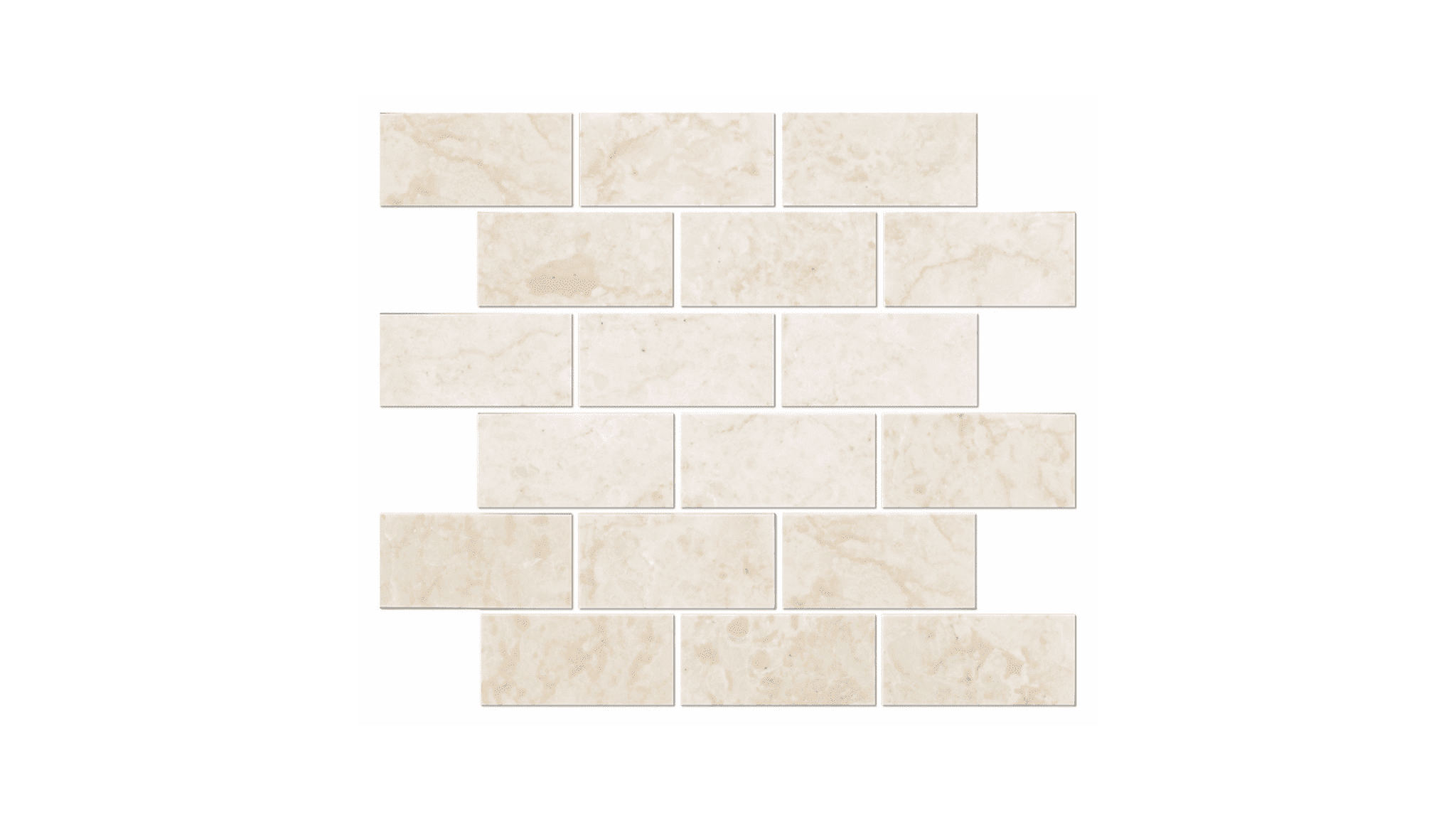 Africa Tempesta Polished Marble Floor Tile 12 X 24 In